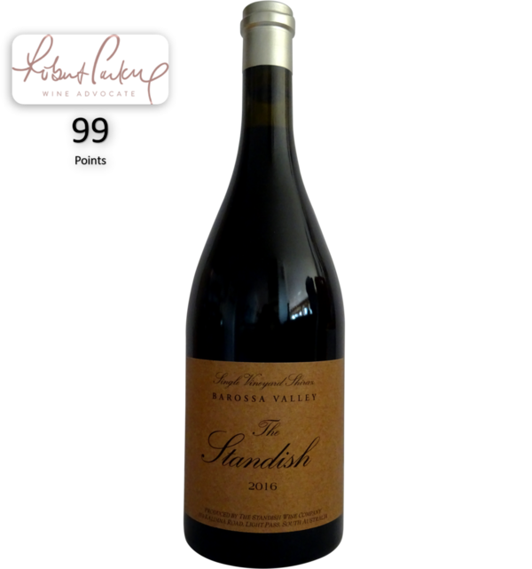 Standish • Shiraz The Standish 2016